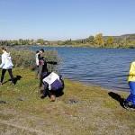 Акция «Вода России» прошла в Краснобродском