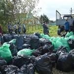 Беловчане вышли на Генеральную уборку