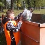 Мысковчане приняли участие во Всероссийском экологическом субботнике