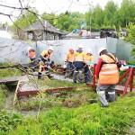 Сотрудники АО «ТПТУ» из Междуреченска приняли участие в акции «Живи, родник!»