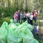 В Новокузнецке продолжаются Большие Зелёные игры «Сделаем!-2018»