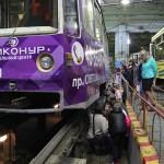 Детям об экологических и технологических особенностях трамвайного вагона