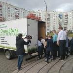 Областная акция «Соберем. Сдадим. Переработаем» проходит в Новокузнецке