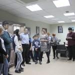 Добровольцы из Елыкаевской школы побывали в музее геологии Кузбасского технопарка