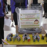 Более 100 килограммов отслуживших батареек собрали студенты КемГУ в рамках областного проекта «Сохрани Землю чистой»