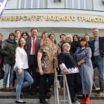 Кузбасская делегация приняла участие в Х Международной конференции «Реки Сибири и Дальнего Востока» в Новосибирске