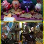 Осень – пора листопадов и творчества