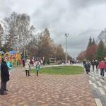 В День народного единства в Кемерове введут в строй вторую очередь линейного парка бульвара Строителей