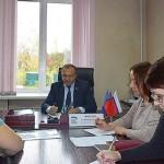 Александр Фокин рассмотрел вопросы кемеровчан в региональной общественной приемной