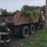 Генеральная уборка прошла в Осинниках