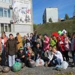 Школьники Прокопьевска – активные участники областных акций