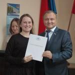 Встреча в Молодежном парламенте Кузбасса